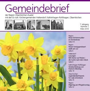 Download Gemeindebrief